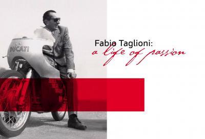 Ducati celebra il centenario della nascita dell'ingegnere Fabio Taglioni