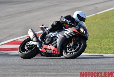 Metzeler Racetec TD Slick: tanto grip, senza termocoperte