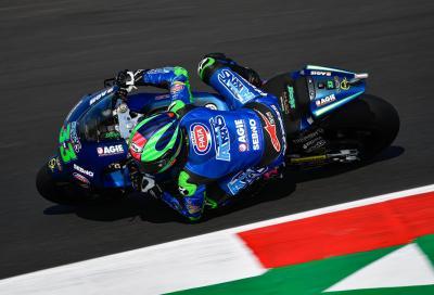 """Bastianini vince la """"gara sprint"""" di Misano 2"""