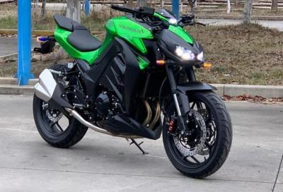 Sembra una Kawasaki, ma…