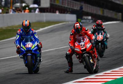 I segreti delle frenate della MotoGP a Barcellona
