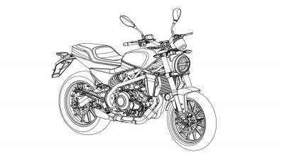 Baby Harley-Davidson: ecco come sarà la 338 R