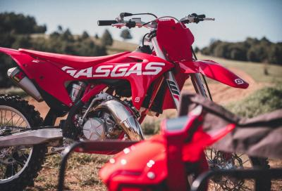 GasGas: i nuovi modelli della gamma motocross
