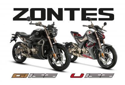 Zontes presenta due nuove 125