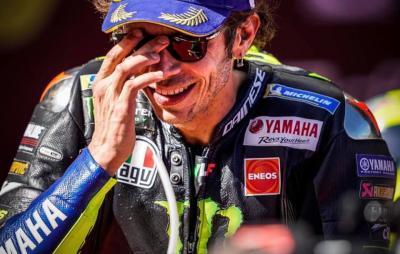 """Rossi: """"Mi sono fatto ingolosire perché ero veloce. Potevo vincere"""""""