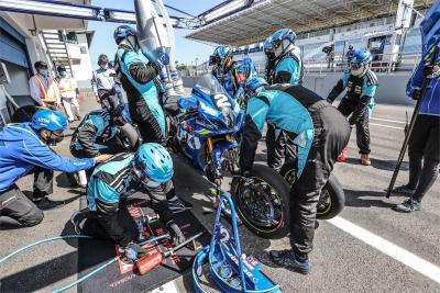 Suzuki è Campione del Mondo Endurance 2020