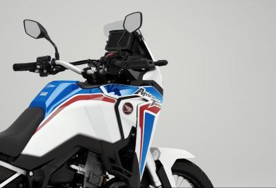 Nuova livrea 2021 per la Honda Africa Twin