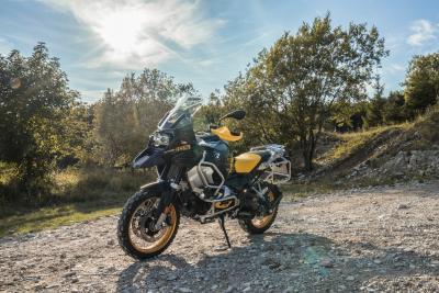 BMW presenta le nuove R 1250 GS e R 1250 GS Adventure