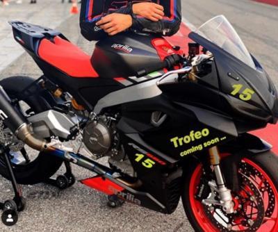 """Aprilia RS 660, in arrivo la versione """"Trofeo"""""""
