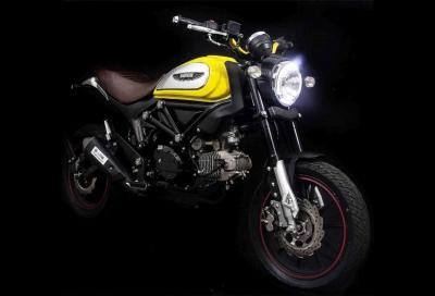 Baby Ducati Scrambler? Non proprio…
