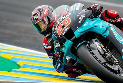 A Quartararo le FP3 di Le Mans
