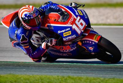Joe Roberts il più veloce nelle qualifiche Moto2 a Le Mans