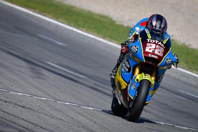 Moto2 Le Mans: Dixon cade quando era al comando, vince Lowes