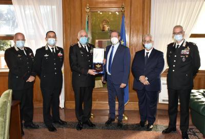 Ambiente e sicurezza stradale: rinnovato il protocollo tra carabinieri e FMI