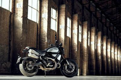 Ducati presenta la nuova Scrambler 1100 Dark PRO