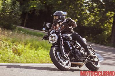 Moto Morini Super Scrambler: come va, pregi e difetti