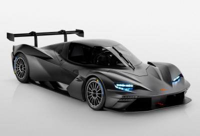 KTM presenta la nuova supercar X-BOW GTX