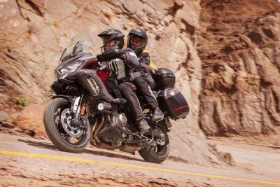 Kawasaki presenta la nuova Versys 1000 S
