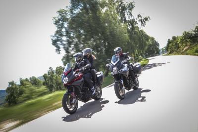 Noleggio moto: MV Agusta annuncia la partnership con Hertz Ride