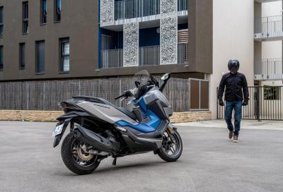 L'Honda Forza 125 si rinnova: più comodo e tecnologico