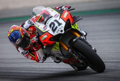 Ducati saluta Chaz Davies e promuove Michael Ruben Rinaldi