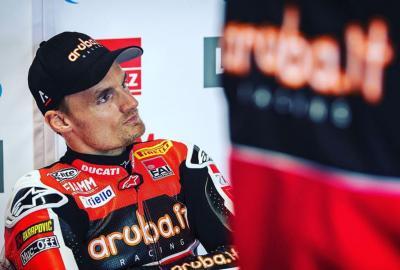 """Davies: """"Speravo di continuare in Ducati"""""""
