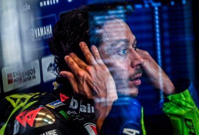 Valentino Rossi ha il Covid. Non ci sarà ad Aragon