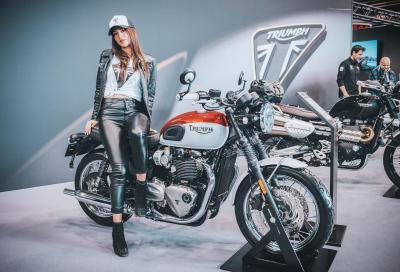 Continuano i preparativi per Motor Bike Expo 2021