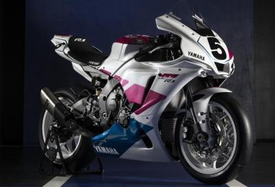 Yamaha rende omaggio a Pirovano con una R1 Replica