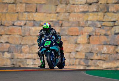 Yamaha al top anche nelle FP3 di Aragon. Ducati in difficoltà