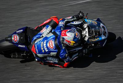 Razgatlioglu guida la tripletta Yamaha nella Superpole Race