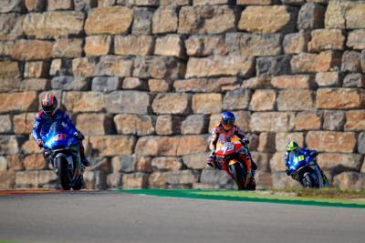Orari TV MotoGP 2020, Teruel – Aragón 2 (ATTENZIONE ai cambiamenti)