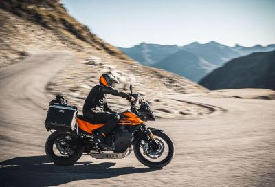 KTM presenta la 890 Adventure 2021