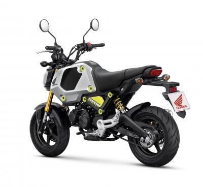 La fun bike di Honda si aggiorna, ecco la nuova MSX 125 Grom
