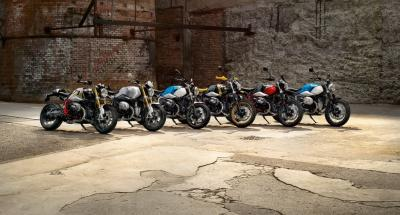 BMW presenta la gamma R nineT 2021