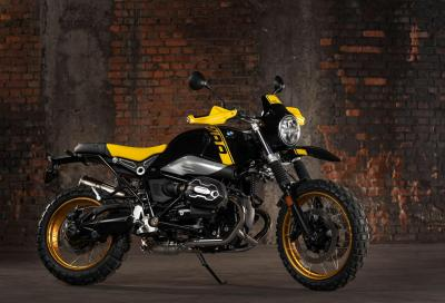"BMW R nineT Urban G/S ""Edition 40 Years GS"", classic in serie limitata. Il prezzo"