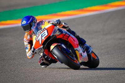 Marquez al top nelle FP1 di Aragon 2, indietro le Ducati
