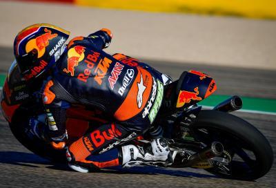 Moto3: Fernandez poleman anche del GP di Teruel