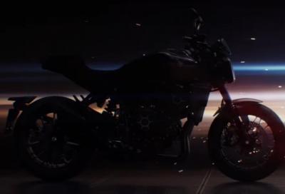 La nuova Honda CB1000R sta arrivando. Le prime foto