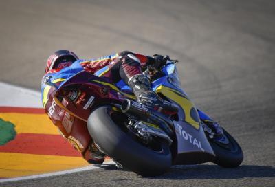 Moto2: al GP di Teruel Lowes bissa la pole di settimana scorsa