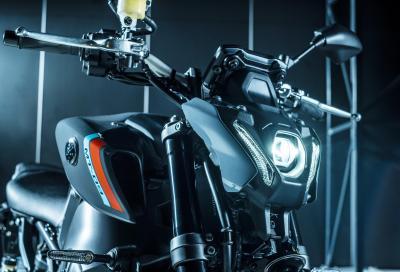 Nuova Yamaha MT-09, più potente, più leggera e più evoluta