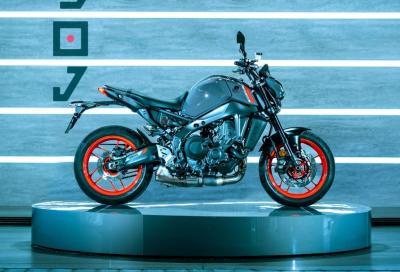Il prezzo della Yamaha MT-09 2021