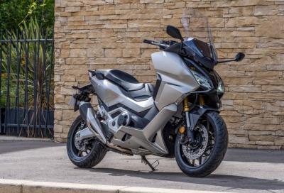 Il prezzo del nuovo Honda Forza 750