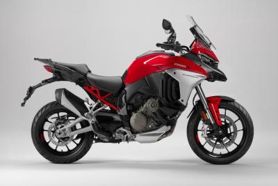 Nuova Ducati Multistrada V4, anche nelle versioni S e S Sport