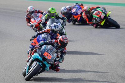 Orari TV MotoGP 2020, Valencia