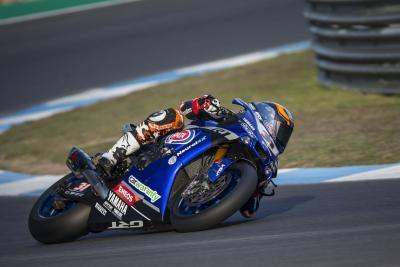 Incerta la presenza di Rossi a Valencia, opportunità per Gerloff