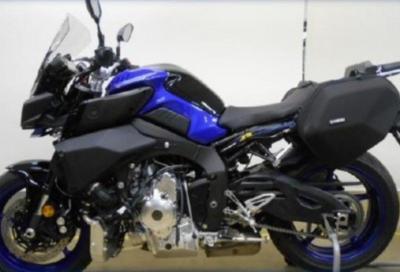 """In arrivo una Yamaha """"MT-Turbo"""""""