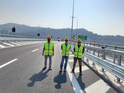 Ponte nuovo, barriere vecchie