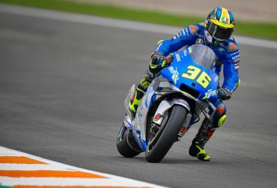 Doppietta Suzuki a Valencia, (finalmente) Mir centra la vittoria