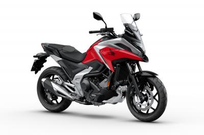 Nuova Honda NC750X Euro 5: + 3,6 CV, - 6 kg